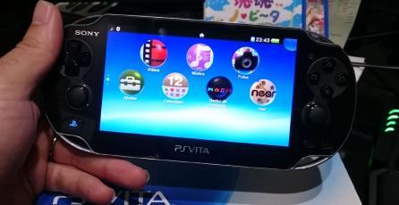 PlayStation Vita se actualiza a la versión 3.68