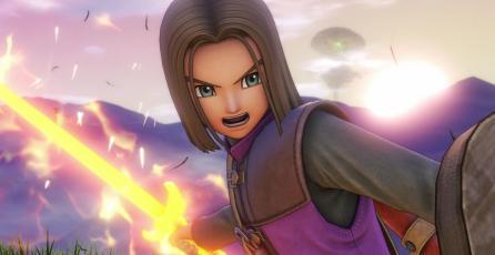 <em>Dragon Quest XI</em> busca aumentar el éxito de la serie en Occidente