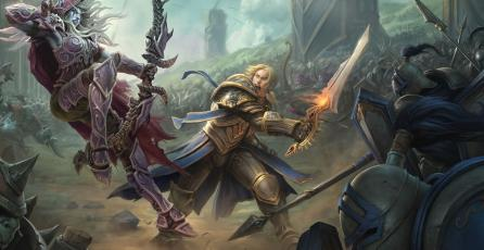 Blizzard no contempla llevar <em>World of Warcraft</em> a consolas