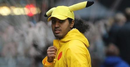 Filtran fotos del set de filmación de <em>Detective Pikachu</em>