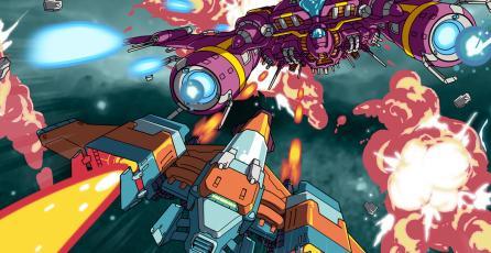El shoot 'em up <em>Rival Megagun</em> está en camino a consolas y PC