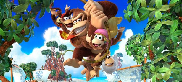 Nuevo avance de <em>Donkey Kong Country: Tropical Freeze</em> para Switch