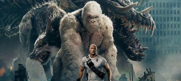 <em>Rampage</em> es oficialmente la mejor película basada en videojuegos y <em>La Roca</em> celebra