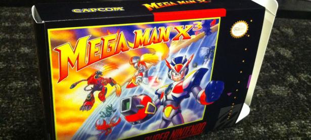 <em>Mega Man X3</em> de SNES estará en la <em>Mega Man X Legacy Collection</em>