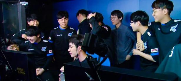 KingZone DragonX se coronan como los campeones coreanos de League of Legends