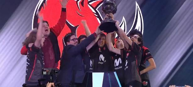 Kaos Latin Gamers se corona como el campeón de CLS Apertura 2018