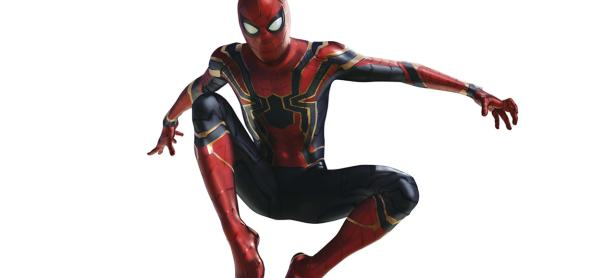 El traje Iron-Spider de <em>Avengers: Infinity War</em> llegará a <em>Spider-Man</em> de PS4