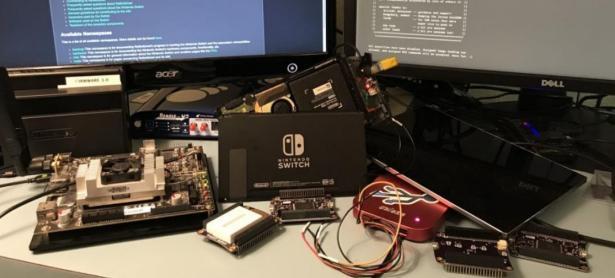 Jailbreak &quot;<em>Fusée Gelée</em>&quot; de Nintendo Switch pretende lanzarse en invierno