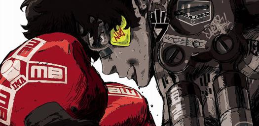 <em>Megalo Box</em>: Hombre y máquina se unen en brutal homenaje a <em>Ashita no Joe</em>