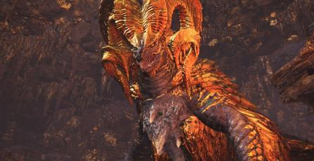 El dragón Kulve Taroth te pondrá a prueba en <em>Monster Hunter World</em>