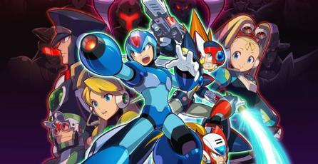 Capcom nos da un primer vistazo a <em>Mega Man X Legacy Collection</em>