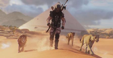 Serás invencible con el panel Animus de <em>Assassin's Creed: Origins</em>