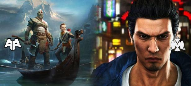 Concurso: Gana un <em>God of War</em> o <em>Yakuza 6</em> para PS4