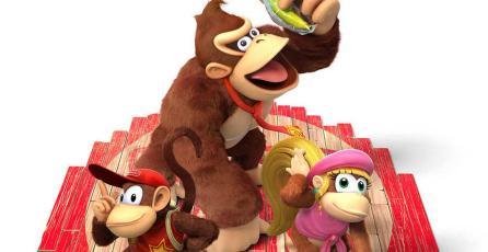 Ya puedes precargar <em>Donkey Kong Country: Tropical Freeze</em> en Switch