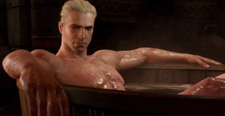 Mod para <em>The Witcher 3</em> hace que Geralt luzca mucho más joven