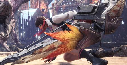 Sakura de <em>Street Fighter</em> llegará pronto a <em>Monster Hunter World</em>