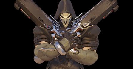 Reaper se une a la línea de figuras Figma de <em>Overwatch</em>