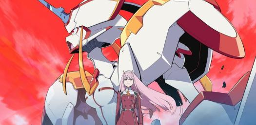 <em>Darling in the FranXX</em>: Trigger y A1-Pictures dan vida al anime mecha del momento