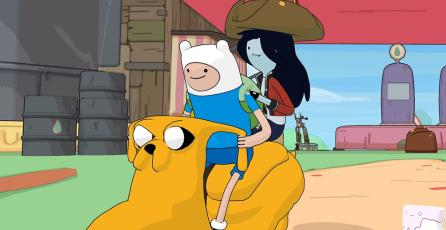Cartoon Network trabaja en <em>Adventure Time: Pirates of the Enchiridion</em>