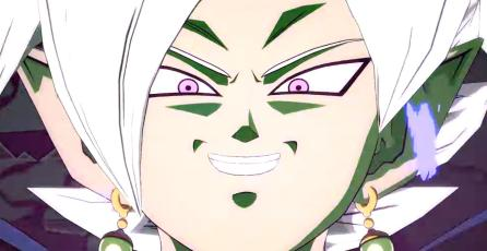Zamasu estrena su primer tráiler en <em>Dragon Ball FighterZ</em>