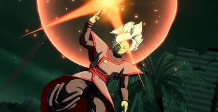 Checa el poder de la fusión de Zamasu en <em>Dragon Ball FighterZ</em>