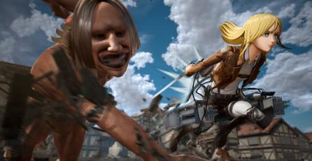 <em>Attack on Titan 2</em> recibe su propio modo Battle Royale