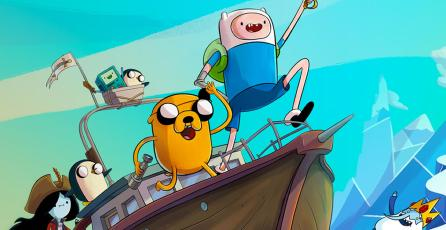 <em>Adventure Time: Pirates of the Enchiridion</em> debutará en julio