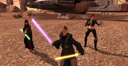 Clásicos de <em>Star Wars</em> para Xbox ya son retrocompatibles con Xbox One