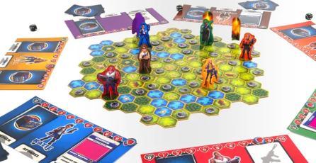 Este equipo quiere hacer un Battle Royale en forma de juego de mesa