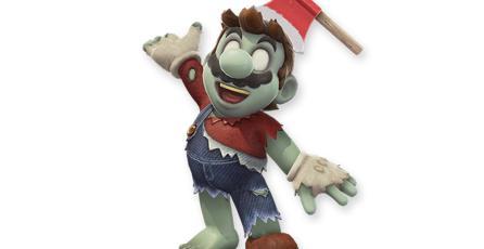 Mira los trajes que podrían llegar a <em>Super Mario Odyssey</em>