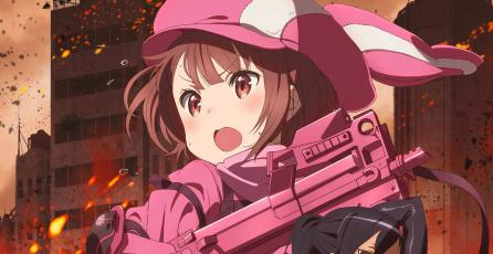 <em>SAO Alternative: Gun Gale Online</em>, nada de Kirito  y mucha acción shooter