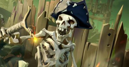 Rare promete más contenido atractivo para <em>Sea of Thieves</em>
