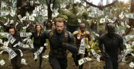 <em>Avengers: Infinity War</em> es la película más vista en su estreno en Chile
