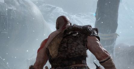 <em>God of War</em> fue el juego más vendido durante abril en Reino Unido