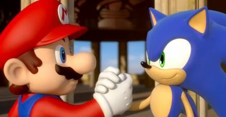 Presidente de SEGA aún cree que Sonic puede ser tan popular como Mario