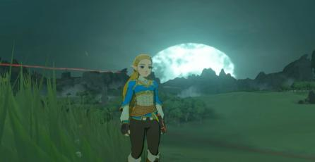 Mod de <em>Breath of the Wild</em> introduce a la princesa Zelda como protagonista