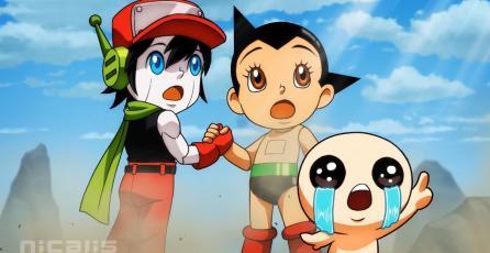 Puzzle Fighter <em>Crystal Crisis</em> reúne a Astro Boy, Cave Story y Isaac en nuevo crossover