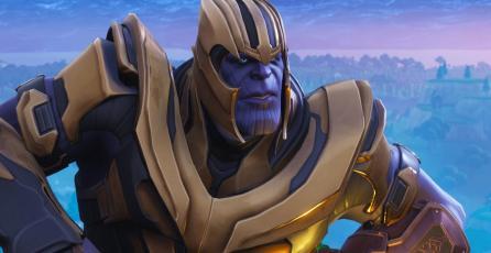 Nuevamente, cambian el poder de Thanos en <em>Fortnite</em>