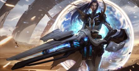 Los cambios a los tiradores llegarán dentro de la versión 8.11 de League of Legends