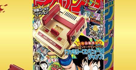 Trailer muestra los juegos de la nueva versión del mini Famicom