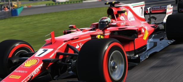 Revelan <em>F1 2018</em> para PC, Xbox One y PS4