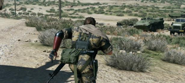<em>Metal Gear Solid V: The Phantom Pain</em> se une a Games With Gold