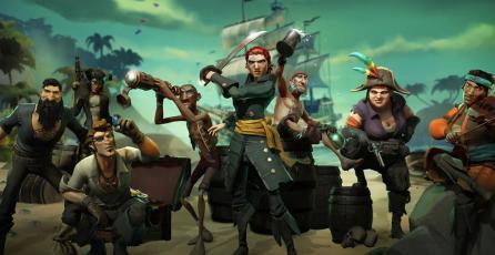 Llegaron las tripulaciones privadas a <em>Sea of Thieves</em>