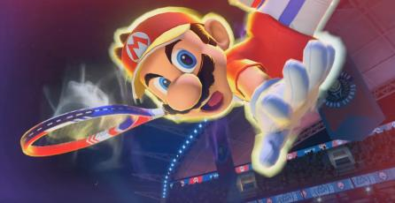 Mario Tennis Aces presenta su modo aventura a través del último trailer