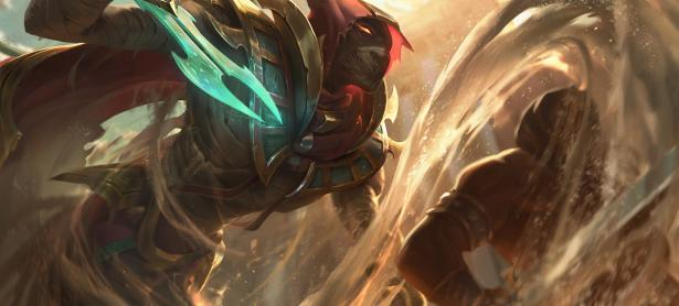 Pyke será una momia buscando venganza en League of Legends