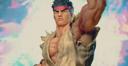 Ryu peleará contra los Power Rangers en este juego para móviles