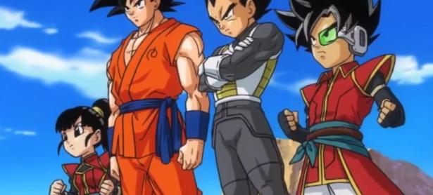 Anunciado anime de <em>Dragon Ball Heroes</em>