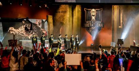 Royal Never Give Up es el primer finalista del MSI de League of Legends