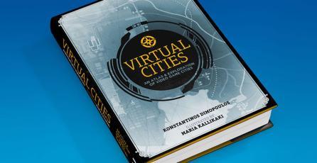Este atlas te llevará de viaje por las ciudades de los videojuegos