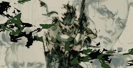 Serie <em>Metal Gear</em> ya vendió casi 54 millones de copias